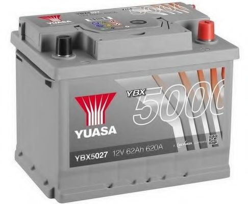 Фото - Yuasa 12V 65Ah Silver High Performance Battery YBX5027 (0) на TOYOTA  AVENSIS УНИВЕРСАЛ (T25) 1.8 YUASA - YBX5027